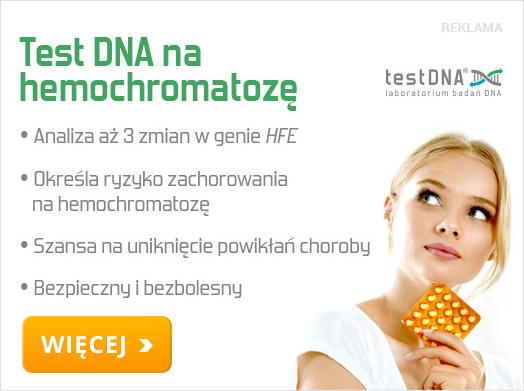 hemochromatoza baner