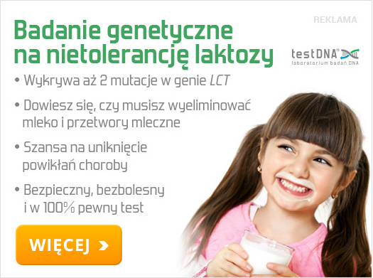 nietolerancja laktozy-baner
