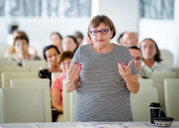 wywiad z Teresą Matulką Prezes Zarządu Stowarzyszenia