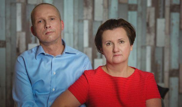 Agnieszka i Tomasz Oczkowscy