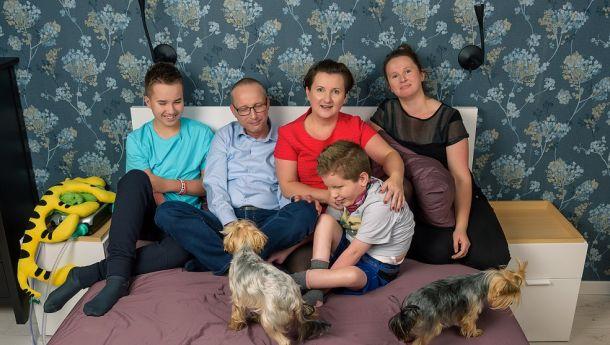 rodzina Oczkowskich