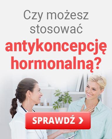 antykoncepcja hormonalna baner mobilny