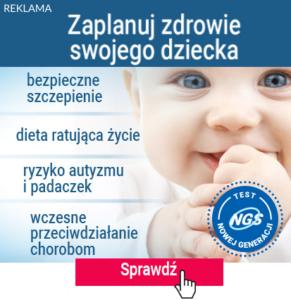 Zaplanuj zdrowie swojego dziecka