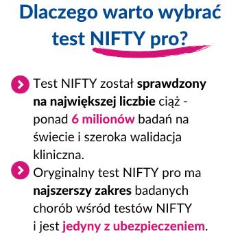 dlaczego warto zrobić test nifty pro