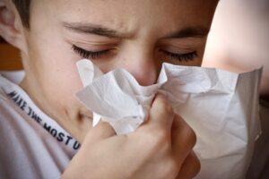 wrodzone niedobory immunologiczne