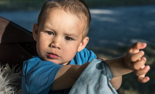 drgawki u dziecka